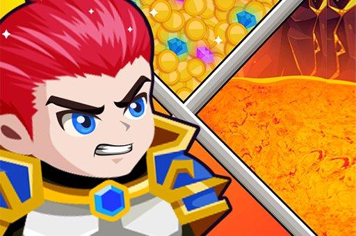 Hra - Hero Rescue Puzzle