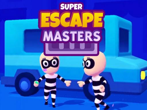 Hra - Super Escape Masters