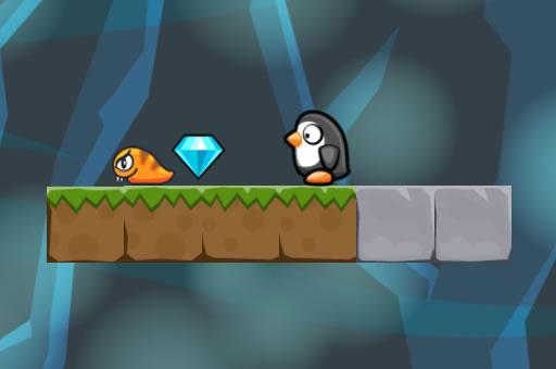 Hra - Penguin Adventure