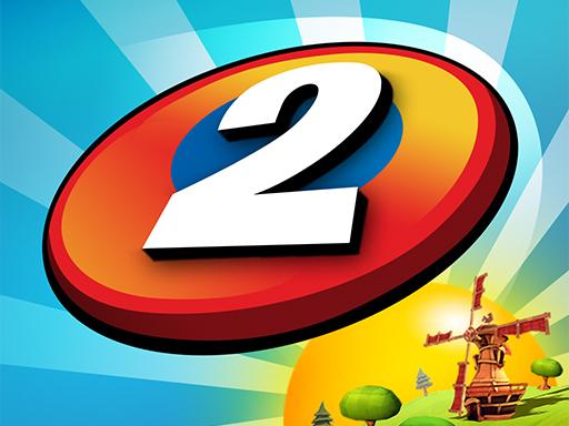 Hra - Frisbee Forever 2