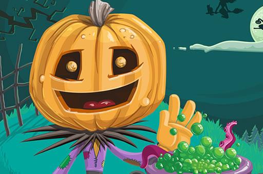 Hra - Fun Halloween Jigsaw
