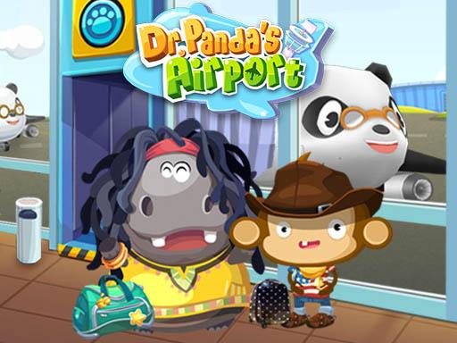 Hra - Dr Panda Ariport