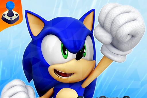 Hra - Sonic Jump Fever 2