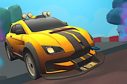 Hra - Mini Rally Racing