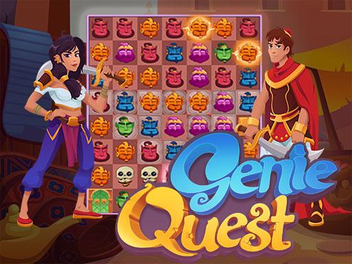 Hra - Genie Quest