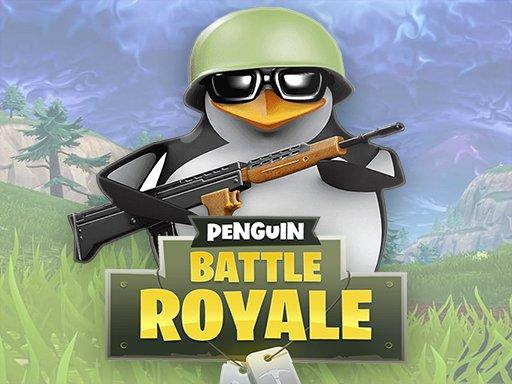 Hra - Penguin Battle Royale