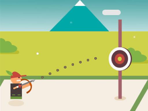 Hra - Tiny Archer