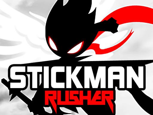 Hra - Stickman Rusher