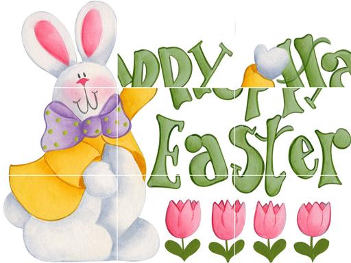 Hra - Easter Bunny Slide