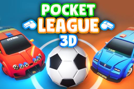 Hra - Rocket League 3D