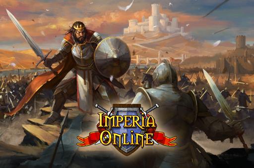 Hra - Imperia Online