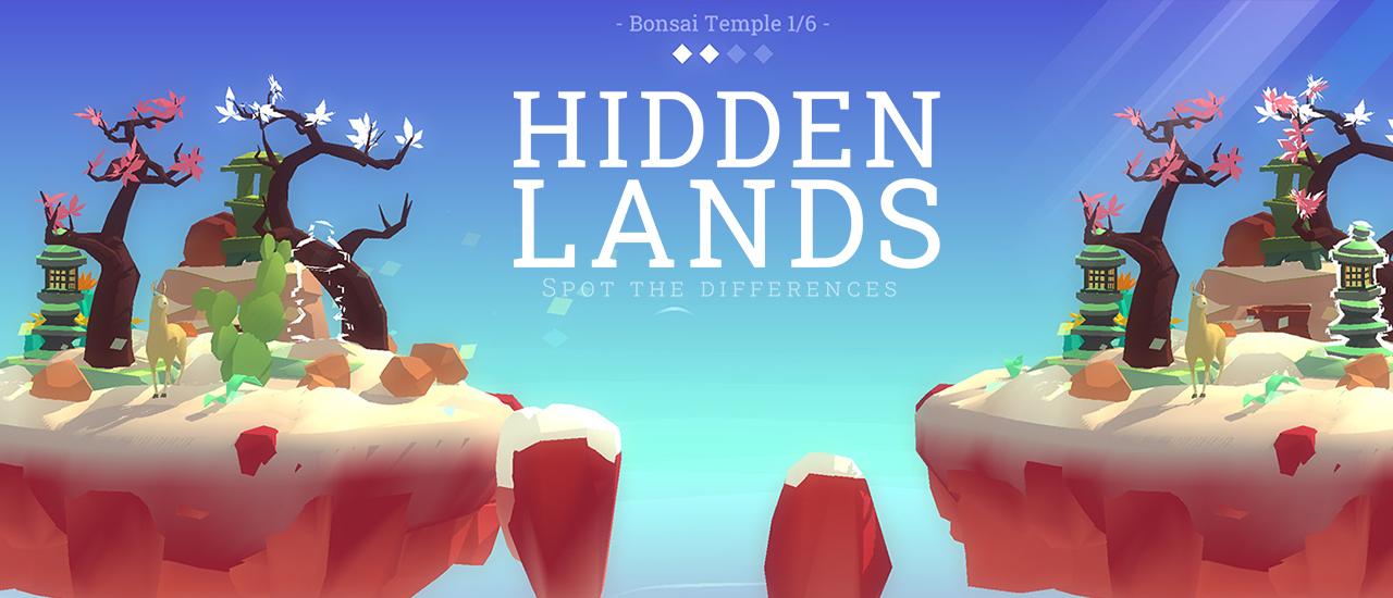Hra - Hidden Lands