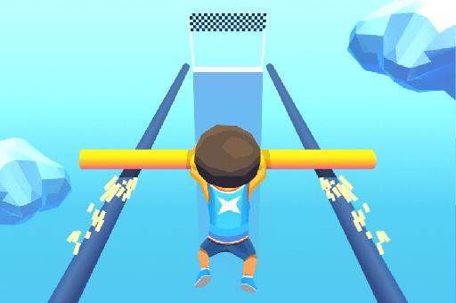 Hra - Rail Slide