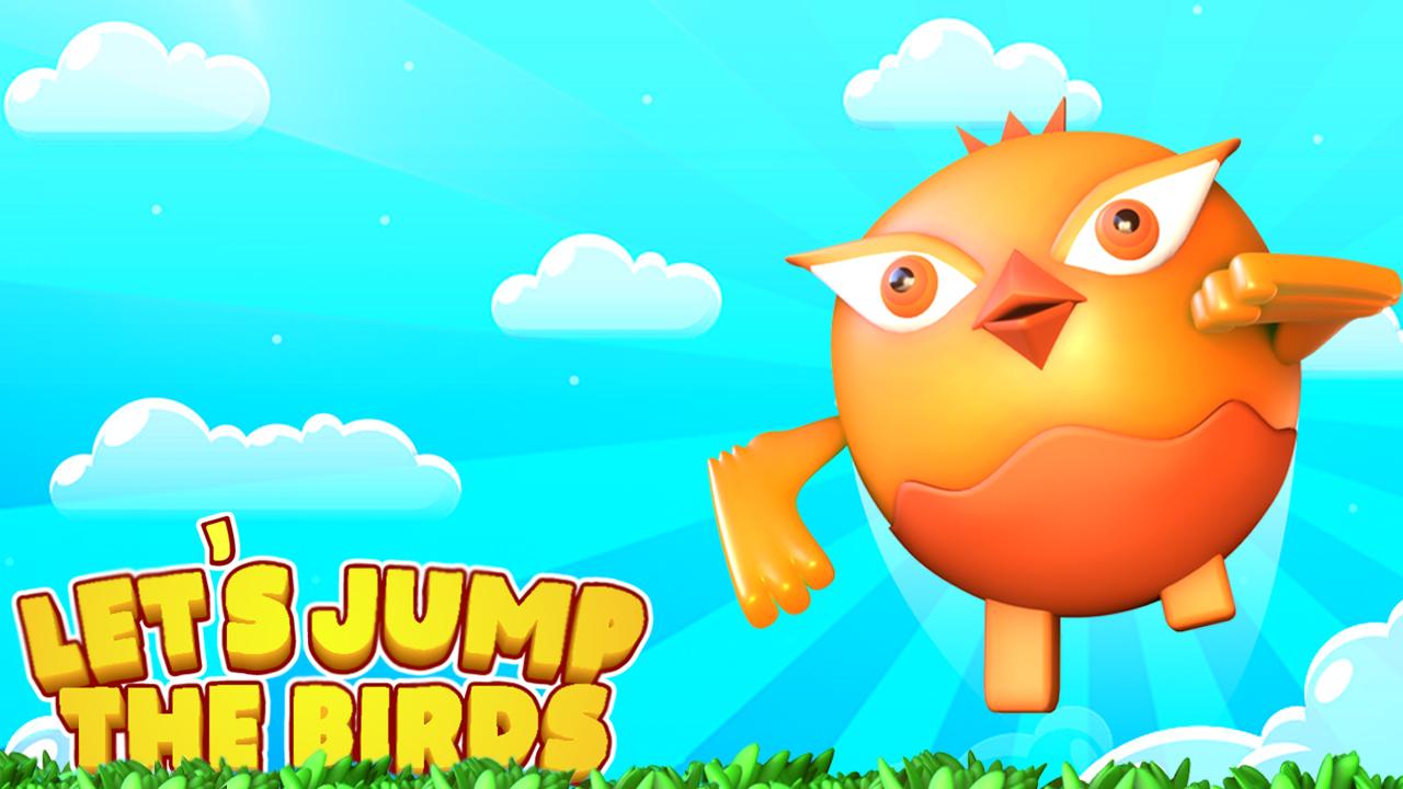 Hra - Jump The Birds