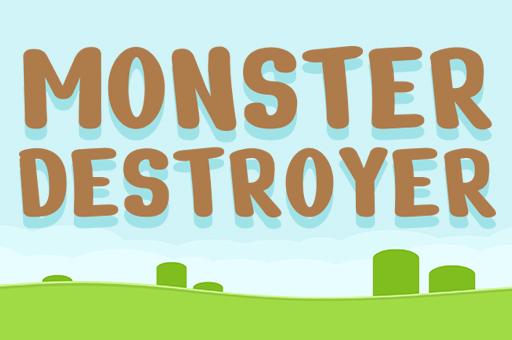 Hra - Monster Destroyer