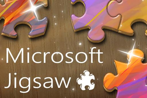 Hra - Microsoft Jigsaw
