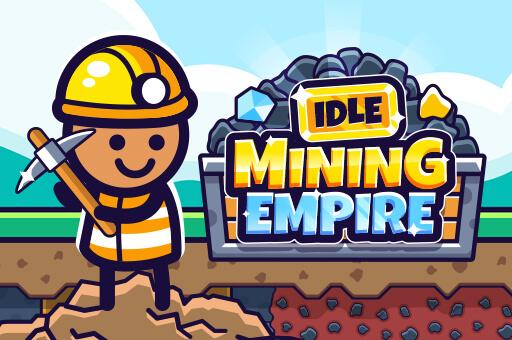 Hra - Idle Mining Empire