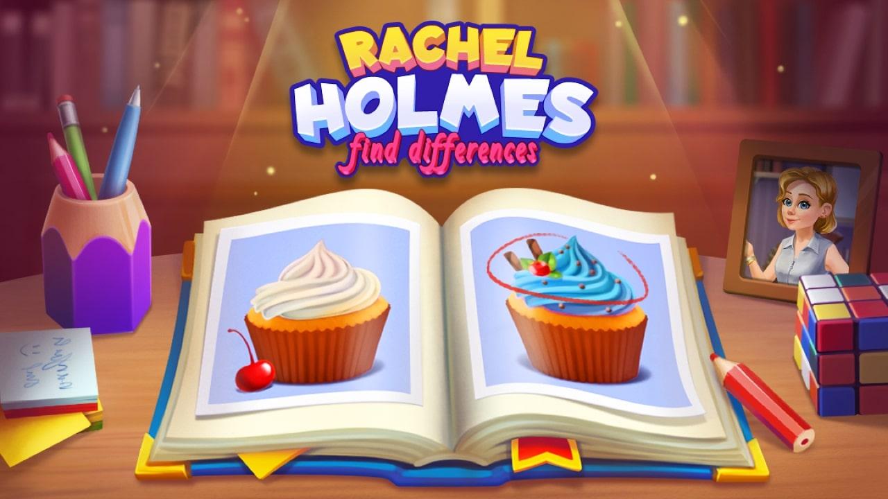 Hra - Rachel Holmes