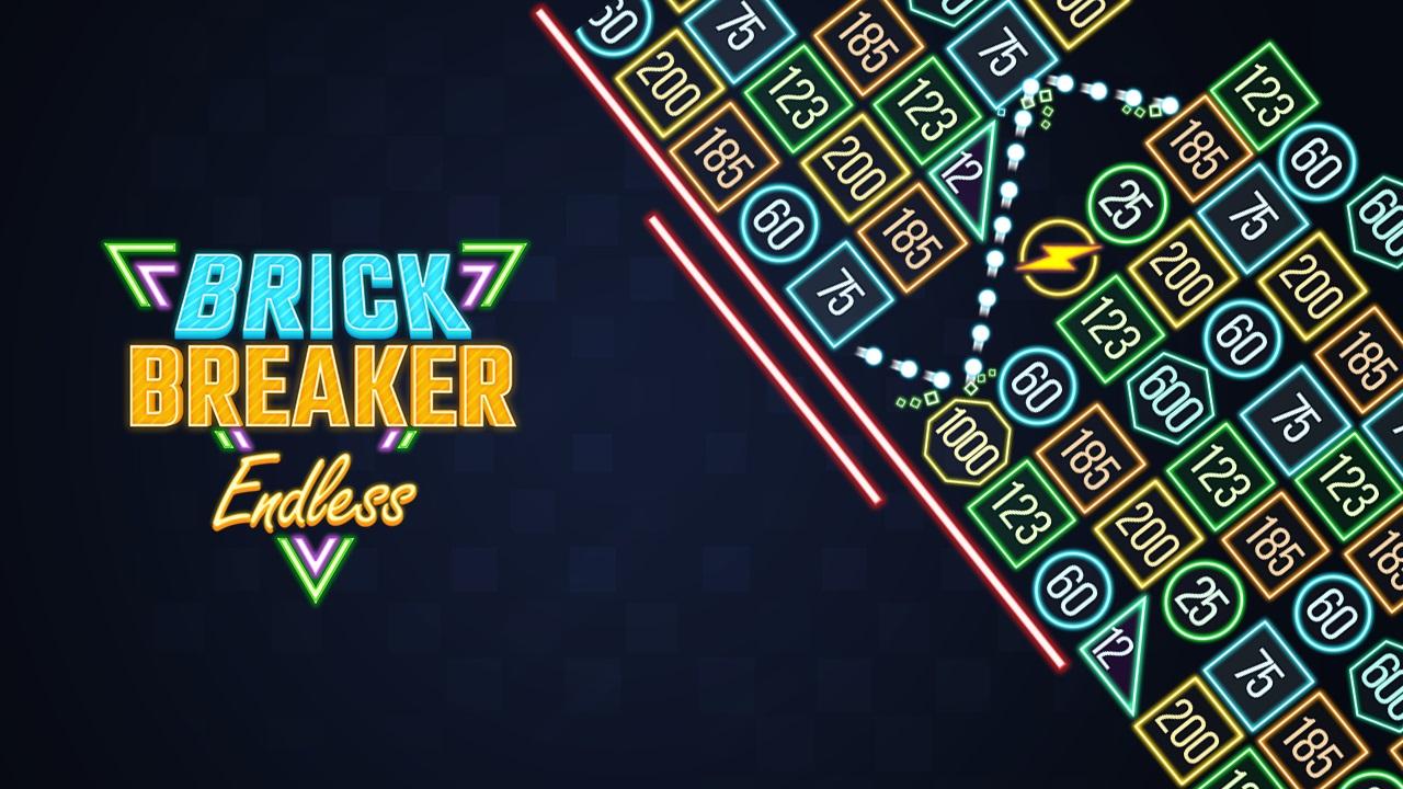 Hra - Brick Breaker Endless