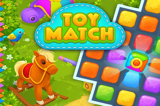 Hra - Toy Match