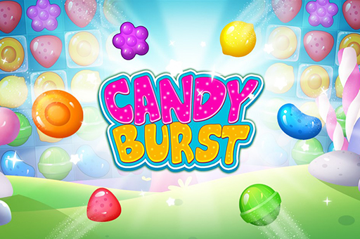 Hra - Candy Burst