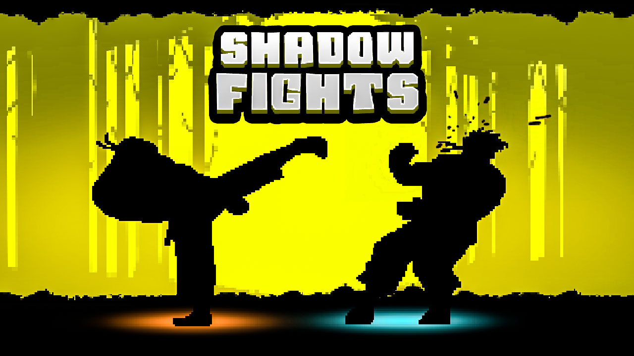 Hra - Shadow Fight
