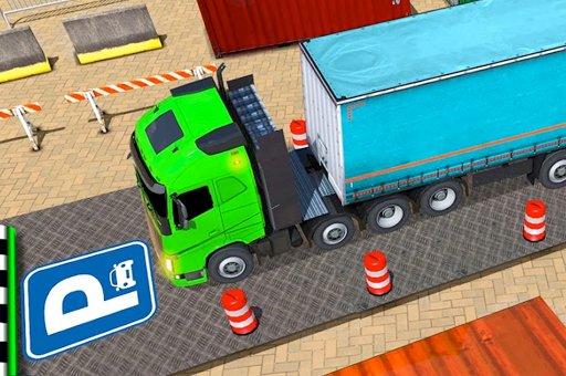 Hra - New Truck Parking 2021