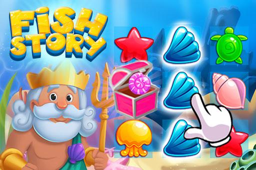 Hra - Fish Story