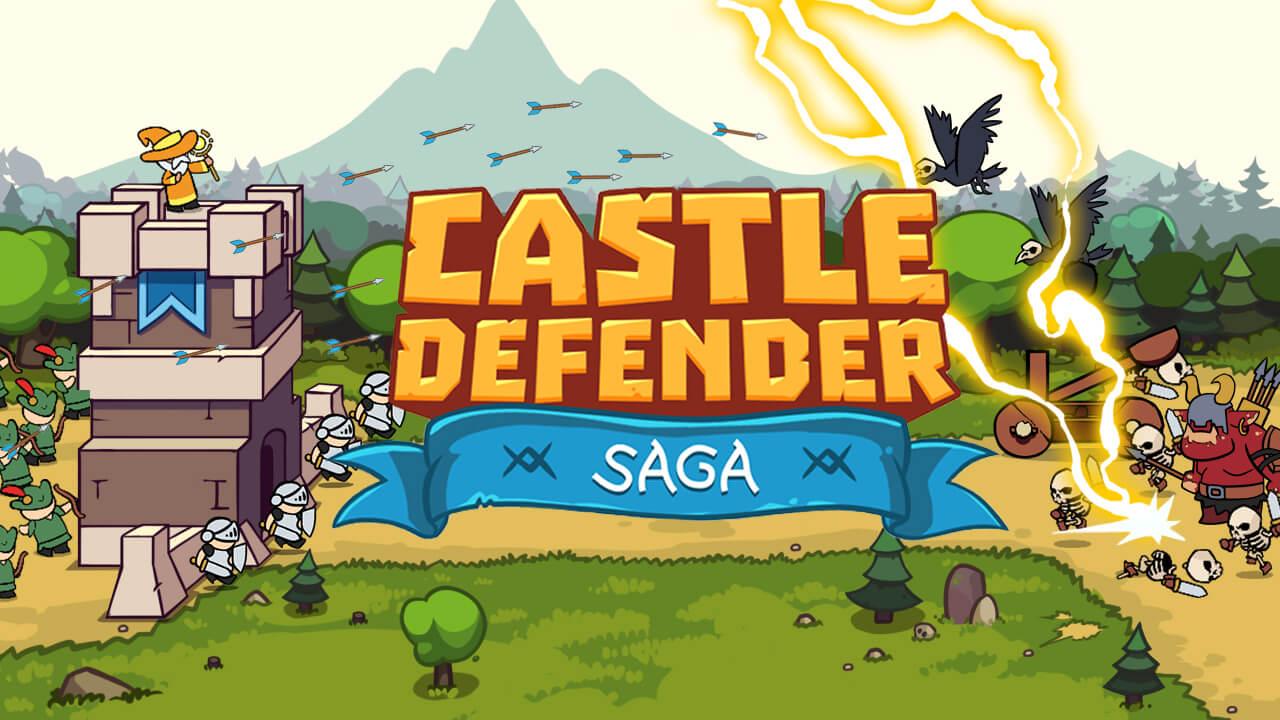 Hra - Castle Defender Saga